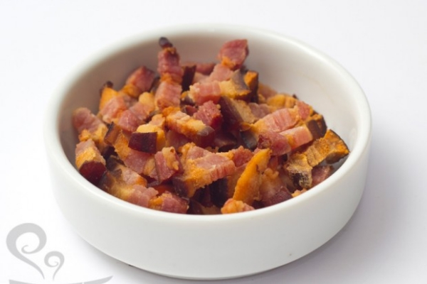 bacon sequinho