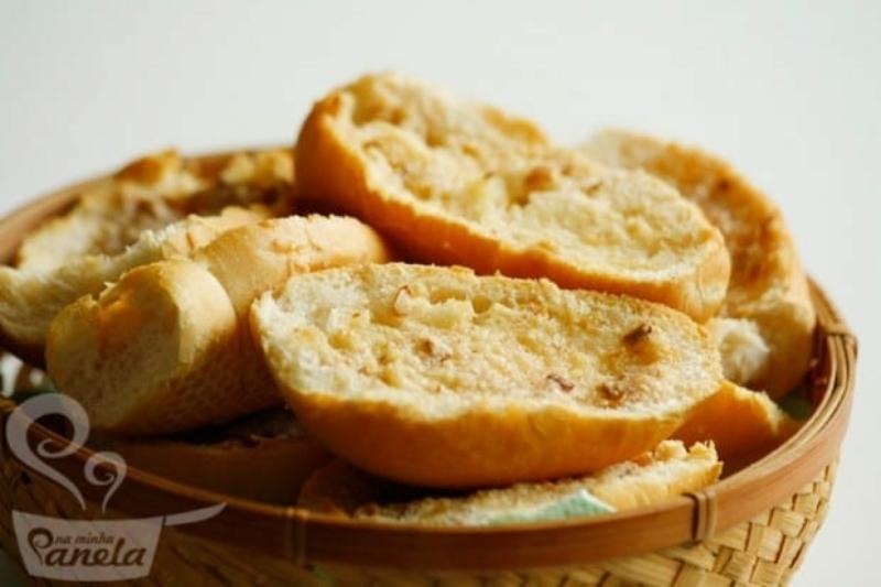 pão de cebola churrasco