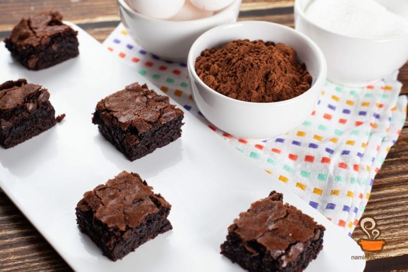 Brownie super fácil